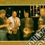 World Saxophone Quartet - Requiem For Julius cd musicale di World saxophone quartet