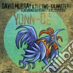 Yonn-de cd musicale di David murray & gwo k