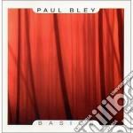 Paul Bley - Basics cd musicale di Paul Bley