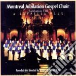 A cappella plus cd musicale di Jubilation Montreal