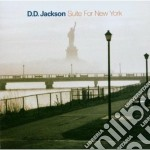 Suite for new york cd musicale di D.d.jackson
