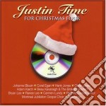 For christmas four cd musicale di Aa/vv justin time