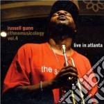 Russell Gunn - Ethomusicology Vol.4 cd musicale di Russell Gunn