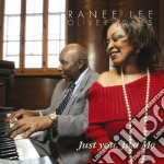 Just tou , just me cd musicale di Ranee Lee