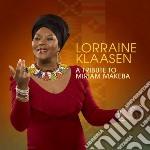 Tribute to miriam makeba cd musicale di Klaasen Lorraine