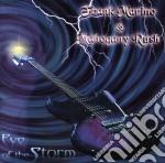 Eye of the storm cd musicale di Marino frank & mahogany rush
