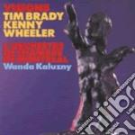 Visions - wheeler kenny cd musicale di Tim brady & kenny wheeler