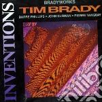 Inventions - surman john cd musicale di Tim brady & john surman