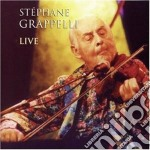 Live - grappelli stephane cd musicale di Stephane Grappelli