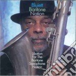 Libation for the baritone - bluiett hamiet cd musicale di Bluiett baritone nation