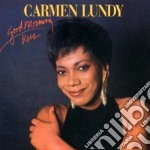 Good morning kiss cd musicale di Carmen Lundy