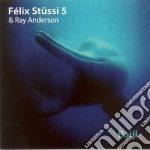 Baiji cd musicale di Felix stussi 5 & ray
