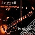 Joe Venuti - Never Before Never Again cd musicale di Joe Venuti