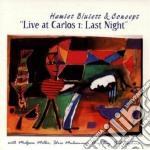 Live at carlos i last nig - bluiett hamiet cd musicale di Hamiet bluiett & concept