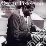 Oscar Peterson - Tenderly cd musicale di Peterson/r.bro Oscar