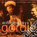 According to gordie cd musicale di Fleming Gordon