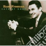 Safe at home cd musicale di Russ Freeman