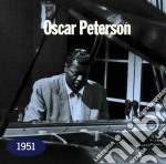 1951 - peterson oscar cd musicale di Oscar Peterson