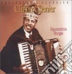 Squeezebox boogie cd musicale di Clifton Chenier