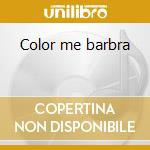 Color me barbra cd musicale di Barbra Streisand