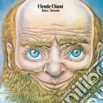THREE FRIENDS cd musicale di GENTLE GIANT