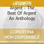 Collection of great hits cd musicale di Argent