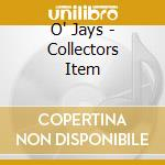 Collectors item cd musicale di O'jays