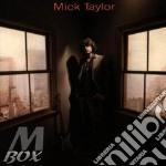 Mick taylor cd musicale di Mick Taylor