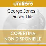 Super hits cd musicale di George Jones