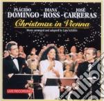 Domingo / Ross / Carreras - Christmas In Vienna cd musicale di Domingo/ross/carrera