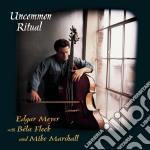 Uncommon ritual cd musicale di Bela Fleck