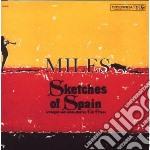 SKETCHES OF SPAIN cd musicale di Miles Davis