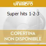 Super hits 1-2-3 cd musicale di George Jones