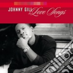 Love songs cd musicale di Johnny Gill
