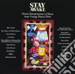 Stay awake-interpretations of disney music cd musicale