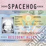 RESIDENT ALIEN cd musicale di SPACEHOG