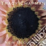 NEW BEGINNING cd musicale di Tracy Chapman