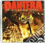 THE GREAT SOUTHERN TRENDKILL cd musicale di PANTERA