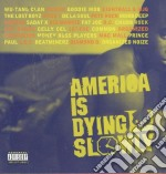 AMERICA IS DYING SLOWLY cd musicale di O.S.T.