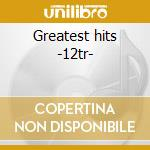 Greatest hits -12tr- cd musicale di Doors