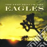 VERY BEST OF THE EAGLES cd musicale di EAGLES