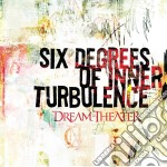 SIX DEGREES OF INNER TURBULENCE cd musicale di Theater Dream