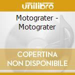 Motograter cd musicale di Motograter