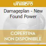 NEW FOUD POWER cd musicale di DAMAGEPLAN