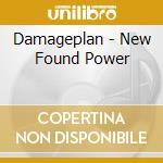 Damageplan - New Found Power cd musicale di DAMAGEPLAN
