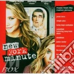 New york minute cd musicale di Ost