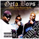Foundations cd musicale di Boys Geto