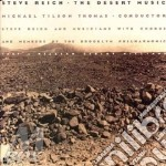 THE DESERT MUSIC cd musicale di REICH STEVE