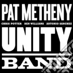 Unity band cd musicale di Pat Metheny