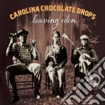 Leaving eden cd musicale di Carolina chocolate d